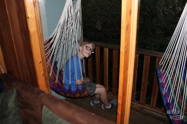 Monteverde first night